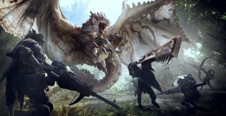 <em>Monster Hunter: World</em> llega en enero a PS4 y Xbox One