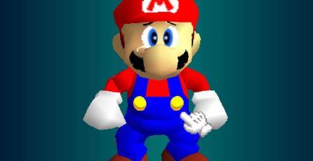 Nintendo retira videos de <em>Super Mario 64 Online</em>