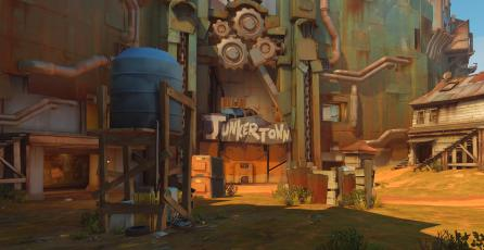 Junkertown ya está disponible en <em>Overwatch</em>
