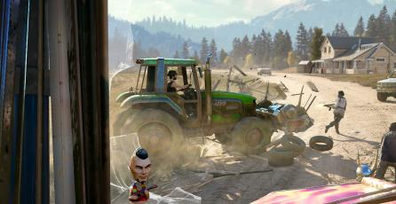 <em>Far Cry 5</em> aprovechará el poder de Xbox One X
