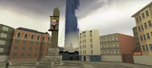 Fans llevan <em>Half-Life 2</em> al motor gráfico del primer <em>Half-Life</em>