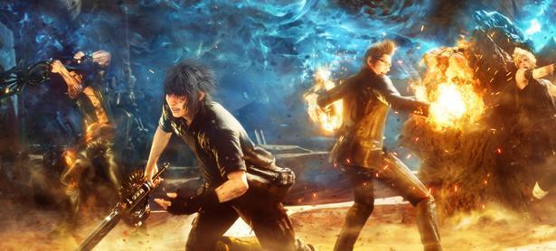 Tabata: buscamos cómo llevar <em>Final Fantasy XV</em> a Switch