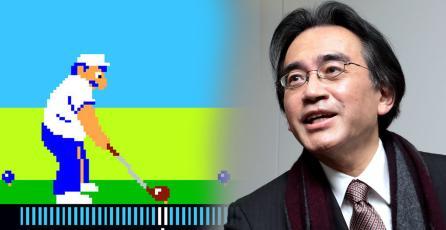 Nintendo Switch esconde juego de Golf de NES como tributo a Satoru Iwata