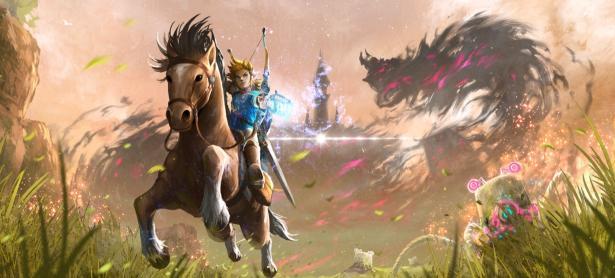 Revista EDGE elige <em>Breath of the Wild</em> como el mejor juego de todos los tiempos