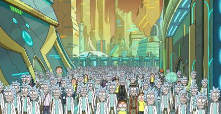 <em>Rick and Morty</em> entran al club de la series con episodios casi perfectos según IMDb