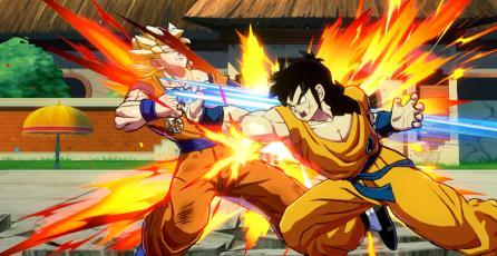 Muestran a Yamcha y Ten Shin Han en <em>Dragon Ball FighterZ</em>