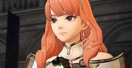 Muestran a Celica en <em>Fire Emblem Warriors</em>