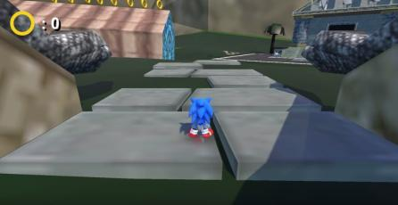 Creador de <em>Super Mario 64 Online</em> da un breve salto a los juegos de <em>Sonic</em>