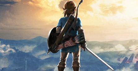 <em>The Legend of Zelda: Breath of the Wild </em>es elegido como el Juego del Año en Japón