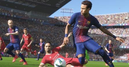 <em>PES 2018</em> será el juego oficial de la liga de Esports de la UEFA Champions League