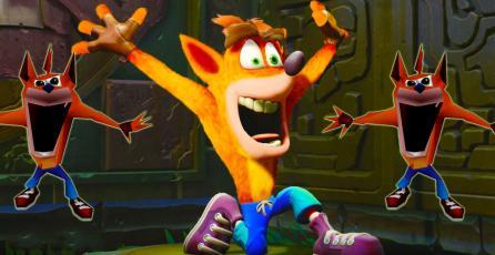<em>Crash Bandicoot: N. Sane Trilogy</em> vende 2.5 millones de copias en todo el mundo