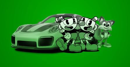 Un día con los juegos de Xbox One X