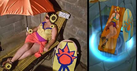 Mira estos divertidos cosplays pobres en concurso de <em>League of Legends</em>