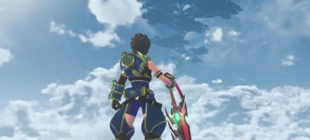Nintendo resalta mejoras visuales de <em>Xenoblade Chronicles 2</em>
