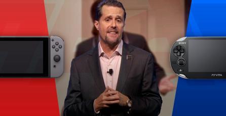 Sony asegura que Switch no es una oportunidad de mercado más grande que PS Vita