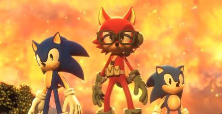 <em>Sonic Forces</em> tendrá opciones básicas para creación de personajes
