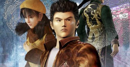 Remasters de <em>Shenmue</em> sí debutarían este año