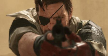 PS Plus octubre: descarga <em>Metal Gear Solid V: The Phantom Pain</em>
