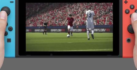 Productor de <em>FIFA 18</em> para Switch pide que disfruten el juego sin comparar