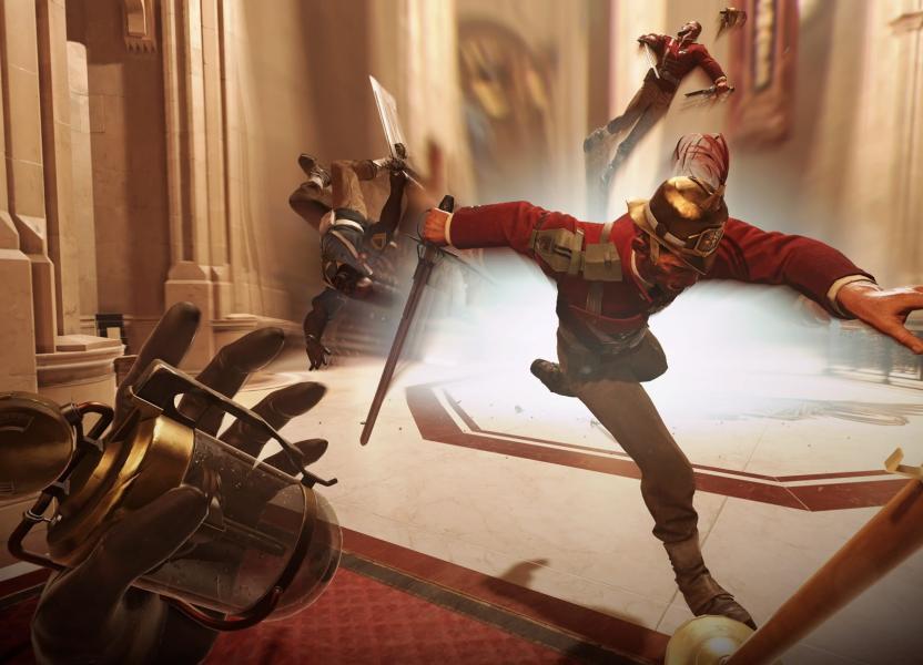 Los artilugios mecánicos son recurrentes en Dishonored