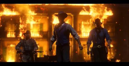 Este es el nuevo adelanto de <em>Red Dead Redemption 2</em>