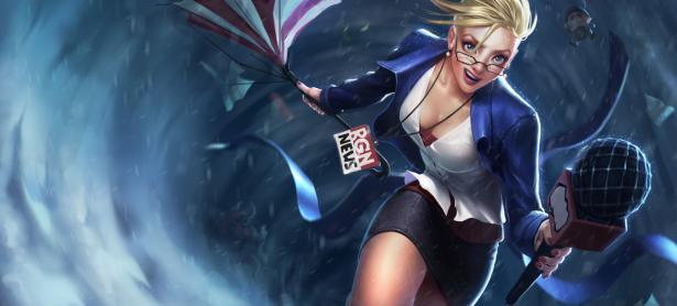 <em>Riot</em> reduce las estadísticas de Janna a horas de la actualización 7.19 de <em>League of Legends</em>