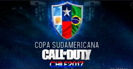 <em>Alliance Chile</em> realizará la Copa Sudamericana de <em>'Call Of Duty'</em>