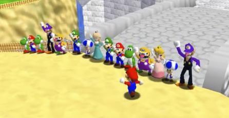 Continúa el desarrollo de <em>Super Mario 64 Online</em> bajo nuevo nombre