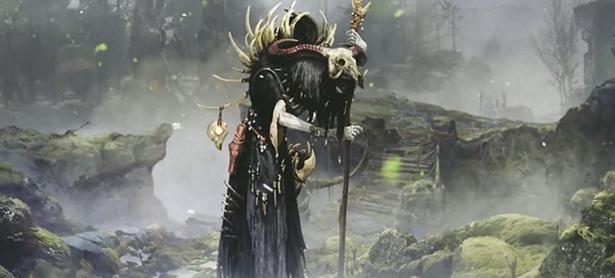 Revelan una criatura más del bestiario de <em>God of War</em>