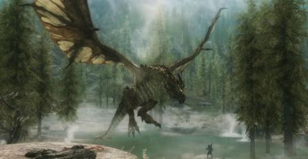 Revelan tamaño de <em>The Elder Scrolls V: Skyrim</em> en Switch