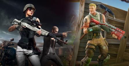 Las principales diferencias entre <em>PUBG</em> y <em>Fortnite Battle Royale</em>