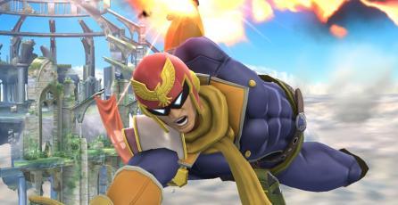Captain Falcon estuvo cerca de ser la mascota oficial de Super Nintendo