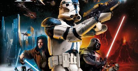 Restauran multiplayer de <em>Star Wars: Battlefront II</em> de LucasArts