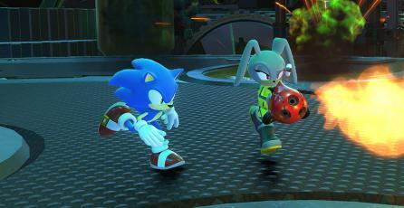 Checa las nuevas capturas de <em>Sonic Forces</em>