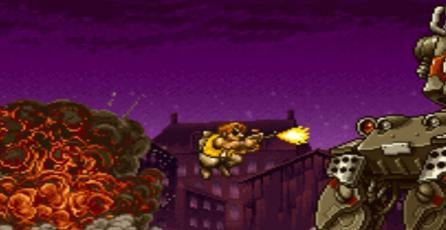 <em>Metal Slug X</em> llegará esta semana a Nintendo Switch