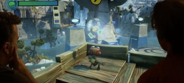 Así luce hasta ahora el gameplay de <em>Psychonauts 2</em>