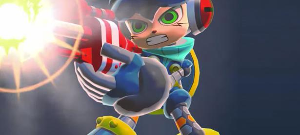 Microsoft lanza su propio update para <em>Mighty No. 9</em>