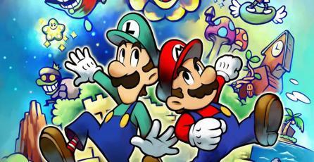 Ve este nostálgico trailer de <em>Mario &amp; Luigi: Superstar Saga + Bowser's Minions</em>