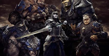 <em>Middle-Earth: Shadow of War</em> ocupará más de 90 GB en PC