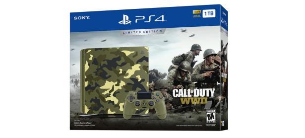 Mira el PS4 de <em>Call of Duty: WWII</em> en este nuevo avance