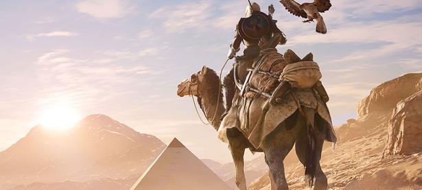 <em>Assassin's Creed: Origins</em> tendrá modo fotografía