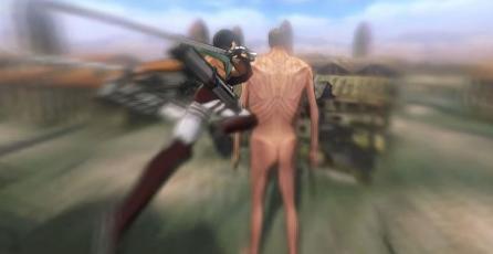 Detallan mecánicas y modos de <em>Attack on Titan 2: Future Coordinates</em>