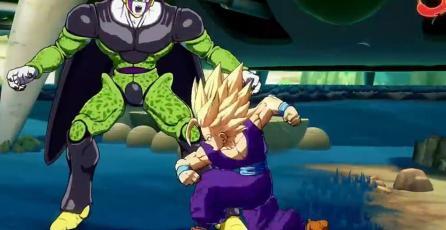 Checa el poder de Gohan en el nuevo avance de <em>Dragon Ball FighterZ</em>
