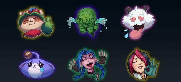 Emotes de <em>League of Legends</em> llegan a todos los servidores este miércoles