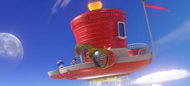 Peculiar accesorio acompañará preventa de <em>Super Mario Odyssey</em> en Hong Kong