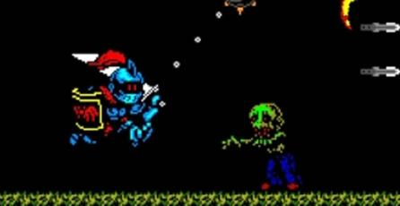 Nicalis anunció <em>Knight Terrors</em> para Nintendo Switch