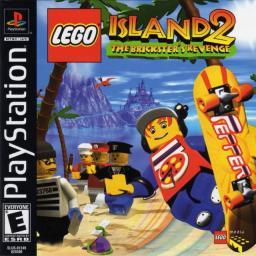 LEGO Island 2: The Bricksters Revenge