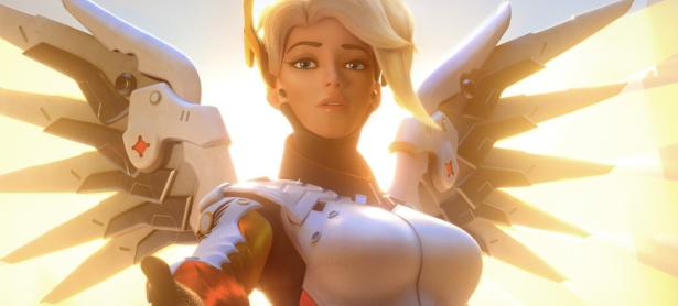 Blizzard prepara más cambios para Mercy de <em>Overwatch</em>