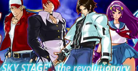 <em>King of Fighters: Sky Stage</em> ya es retrocompatible con Xbox One