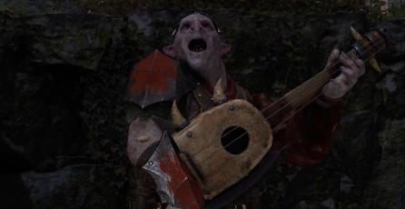 Orco de <em>Shadow of War</em> te cantará mientras te persigue y ataca